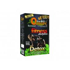 06x ERVA MATE OUROPY FITNESS DETOX 500G (Meia Caixa)