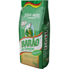 5x ERVA MATE BARÃO NATIVA 1KG (Chimarrão)