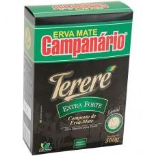 05x ERVA MATE CAMPANARIO EXTRA FORTE 500G (Meia Caixa)
