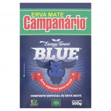 05x ERVA MATE CAMPANARIO BLUE ENERGY 500G (Meia Caixa)